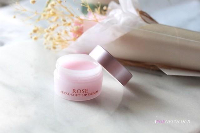 Fresh Rose Petal-Soft Deep Hydration Lip Balm