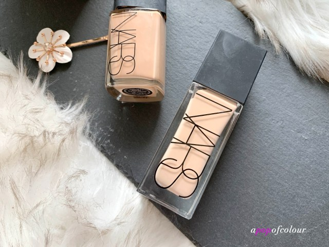 NARS SHEER GLOW FOUNDATION AND TINTED GLOW BOOSTER