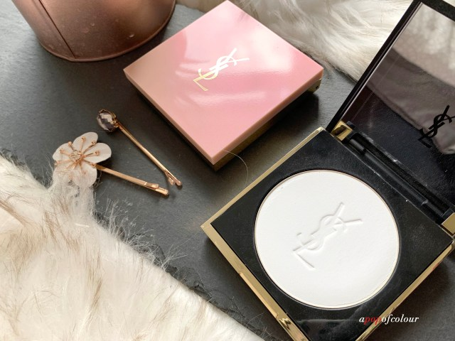 YSL Beauty All Hours Universal Pressed Setting Translucent Powder