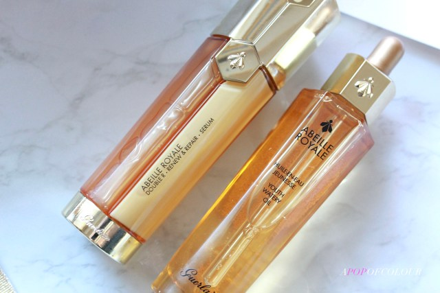Guerlain Abeille Royale Double R Serum and Youth Watery Anti-Aging Oil