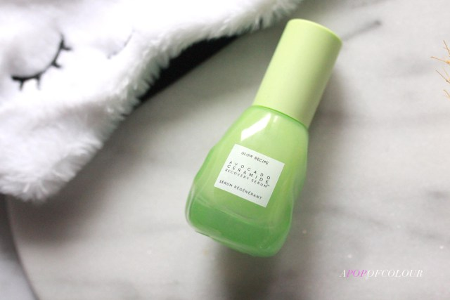 Glow Recipe Avocado Ceramide Redness Relief Serum