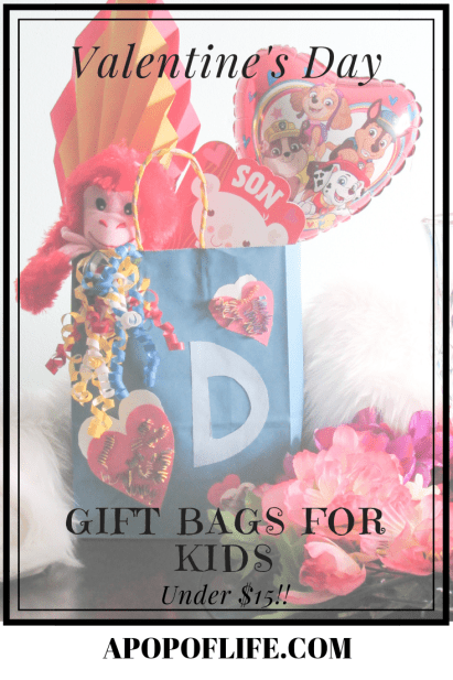 Valentine's Day gift bags for kids, Valentine's Day gift bag ideas, Valentine's Day gift bags preschool, Valentine's Day gift bags for friends, Kid Valentine ideas, kid valentine crafts, kid valentines for school, school valentine ideas, school valentines party ideas, school valentine treats
