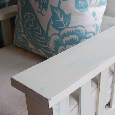 Refinished Morris Chair: Reveal!