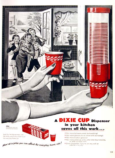 vintage decor ad