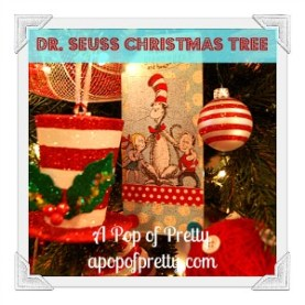 diy dr seuss christmas tree decorations