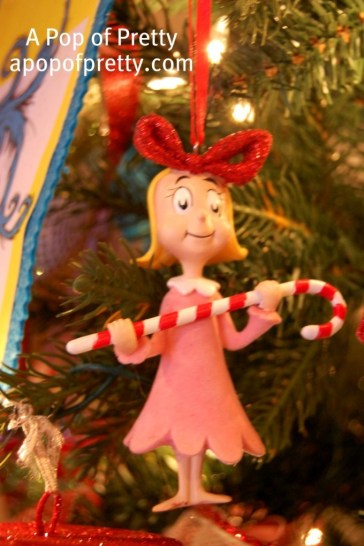 Dr Seuss Christmas Decorations Cindy Lou Who