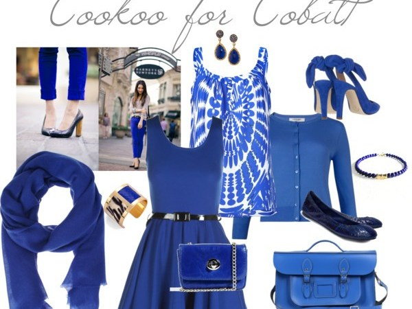 Cookoo for Cobalt Blue!
