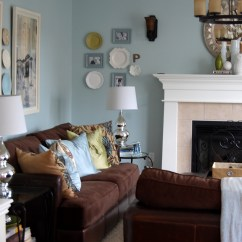 Gallery Of Living Rooms Decorating Ideas Room Designing Benjamin Moore Woodlawn Blue & The Evolution Our ...