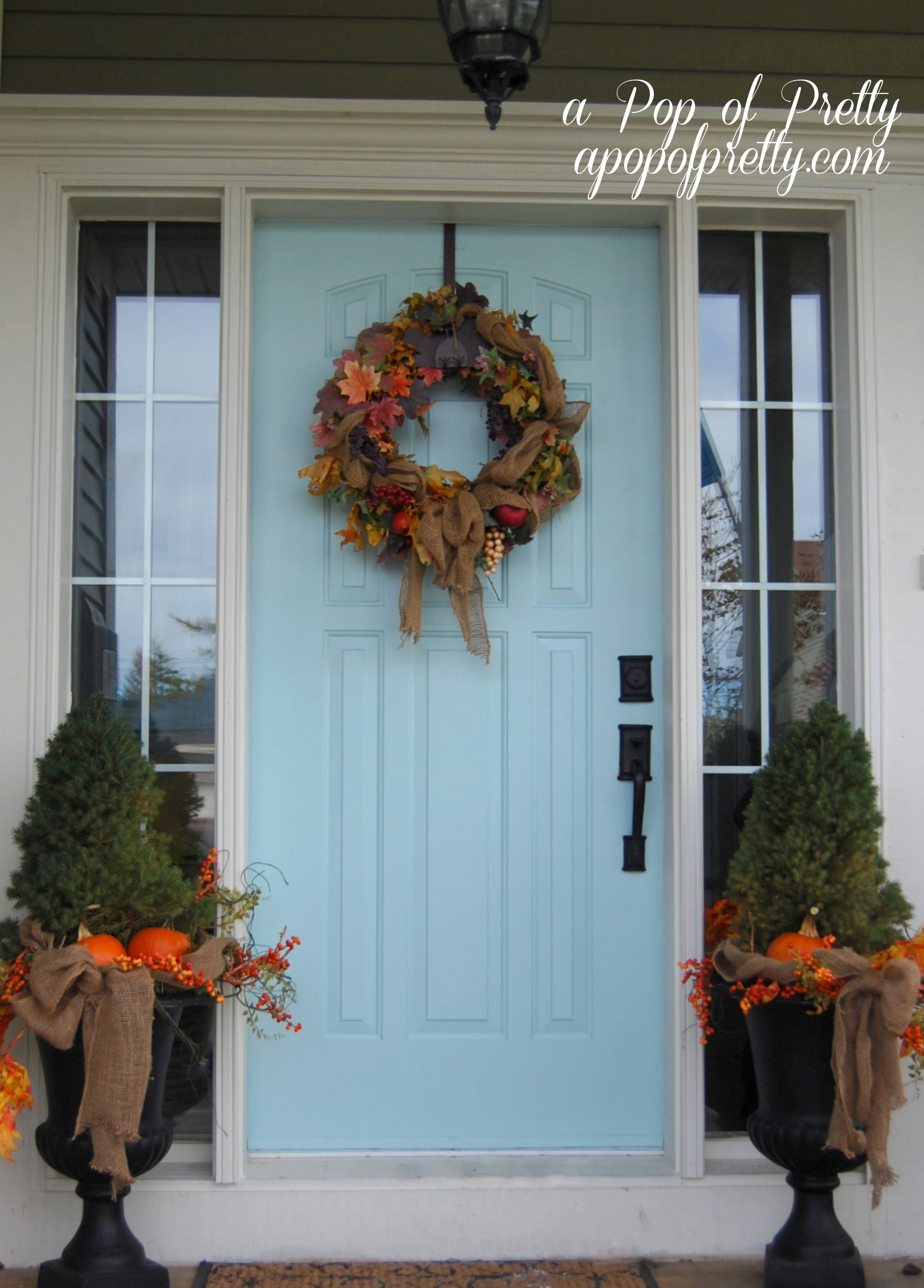 Canadian Home Decor Stores Decoration fall decorating front porch ideas  a pop of pretty blog (canadian