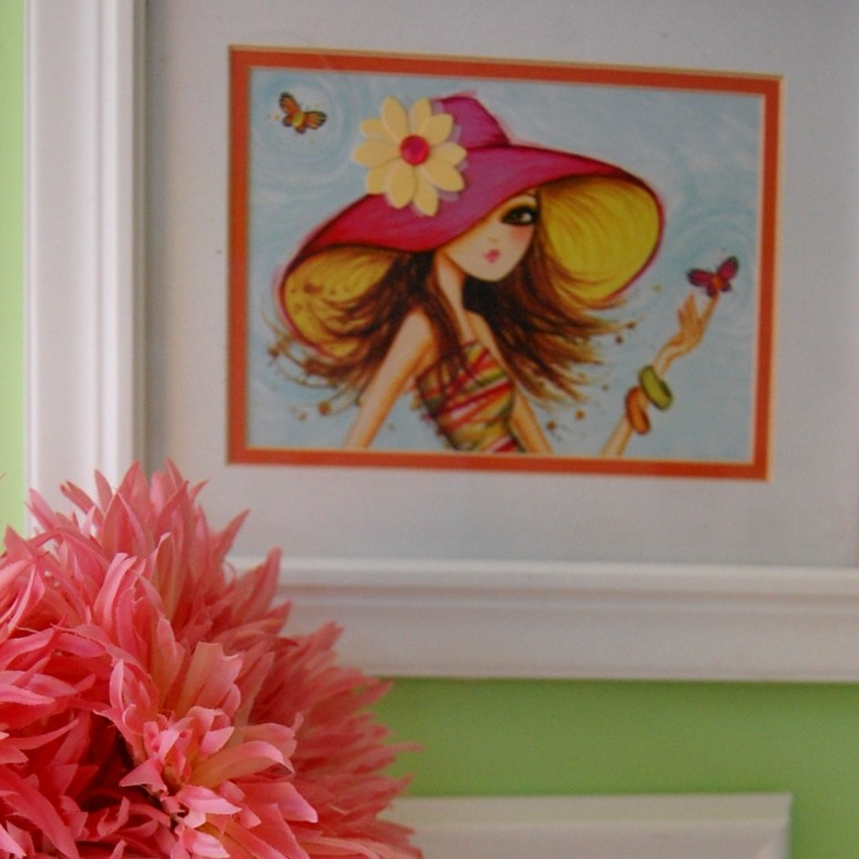 Create Wall Art From Greeting Cards!