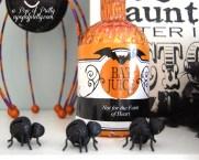 Bat Juice - Halloween decorating
