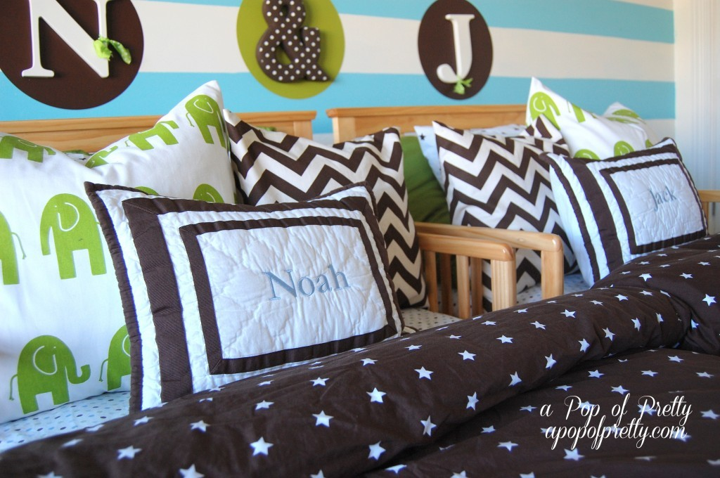 Great decorate a toddler boy room