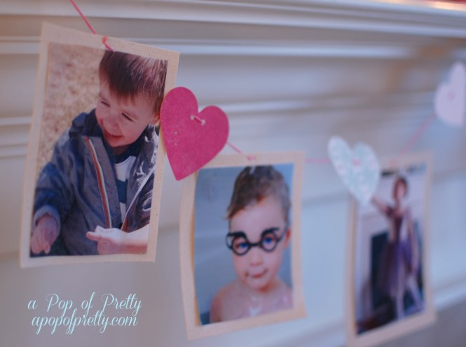 diy decor for Valentines Day