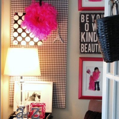 Are You a Story-Telling Decorator? {Telling Your Home's Story with Decorating}