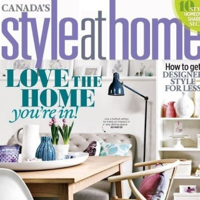 Hold the bus: Did that decorating magazine just give me permission to love my home?