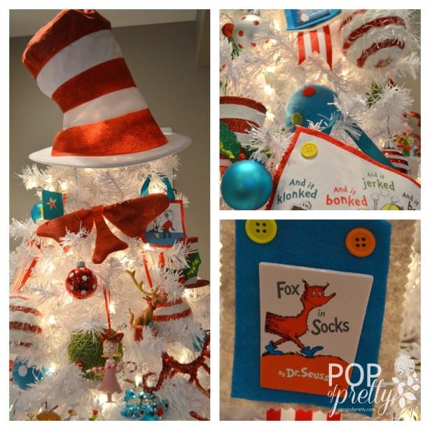 Dr. Seuss Christmas Tree 2013 4