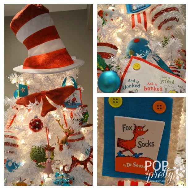 Dr. Seuss Christmas Tree 2013 4