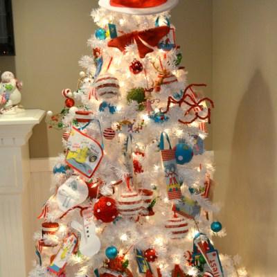 Holiday, Hoobie, Whatty? Our Dr. Seuss Christmas Tree (2013)!
