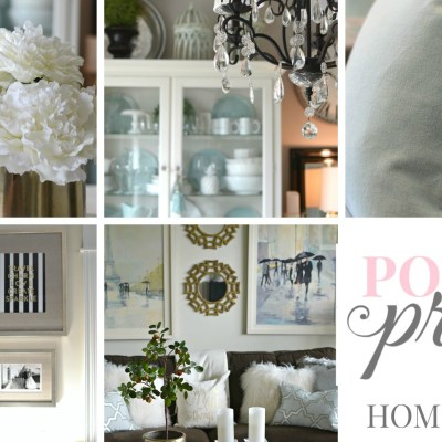 'Canadian Bloggers Home Tour': Our House!