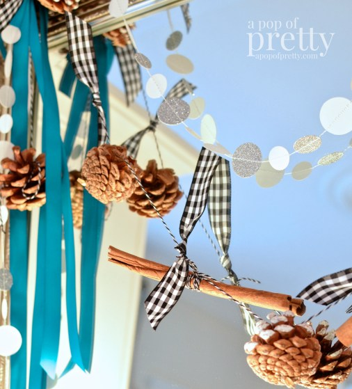 French inspired Christmas decor 17
