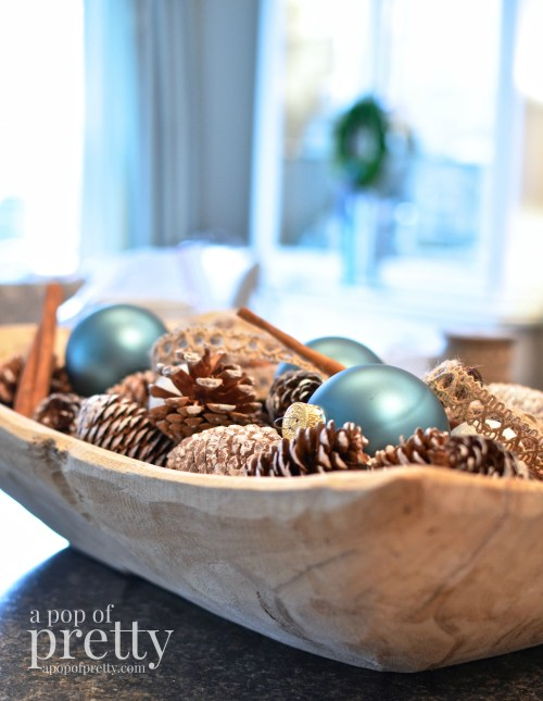 French inspired Christmas decor 22