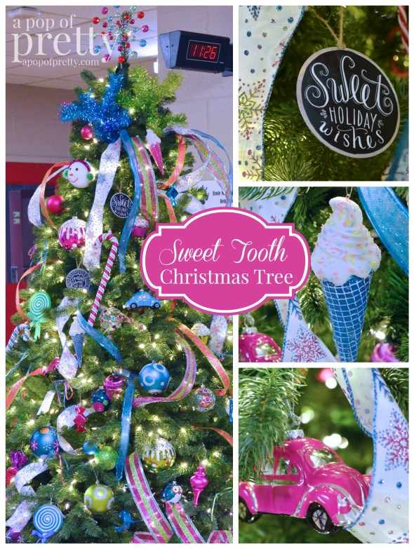 Sweet Tooth Christmas Tree