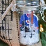 Christmas tree decorating DIY ornament