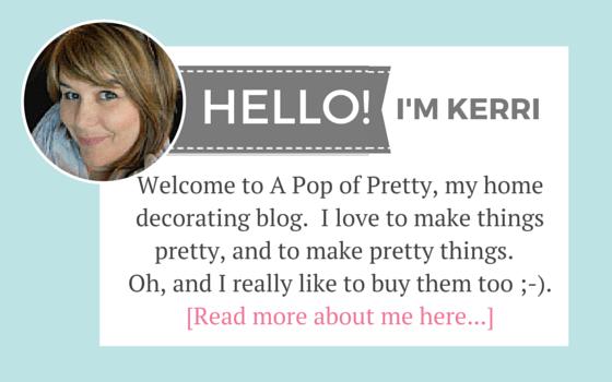 A Pop of Pretty Hello