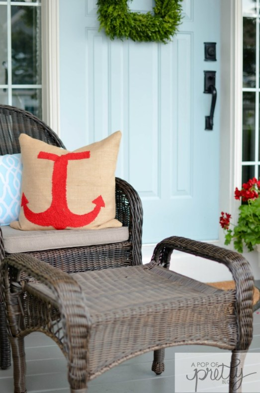 Nautical Decor My Summer Decorating Jam A Pop Of Pretty