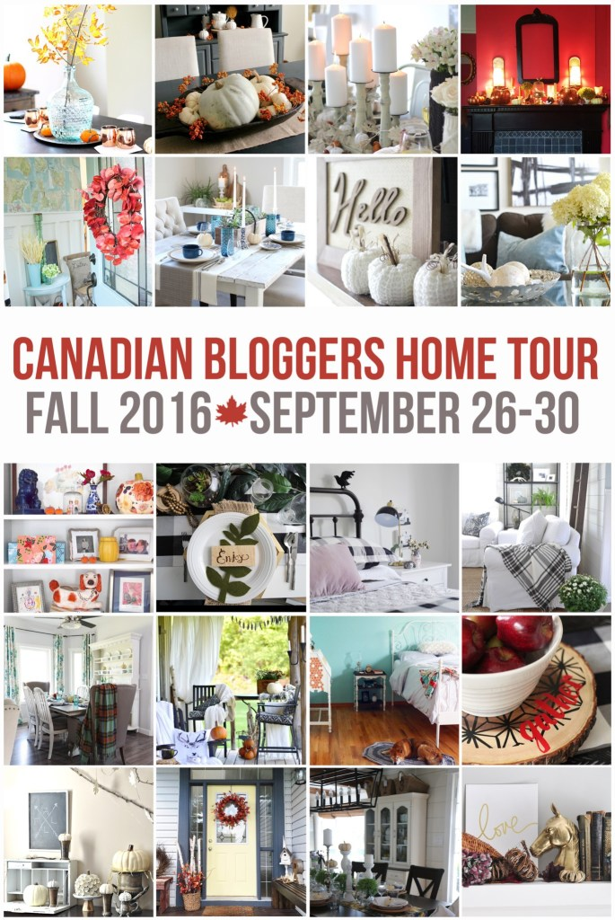 Fall decor-2016-canadian-bloggers-fall-home-tour