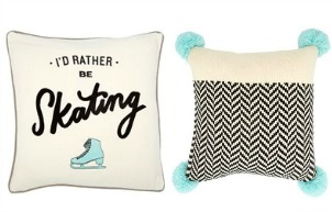 Winter Pillow Covers I Love