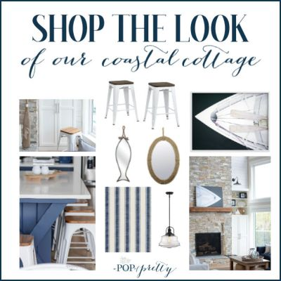 coastal cottage decor shop[ the look