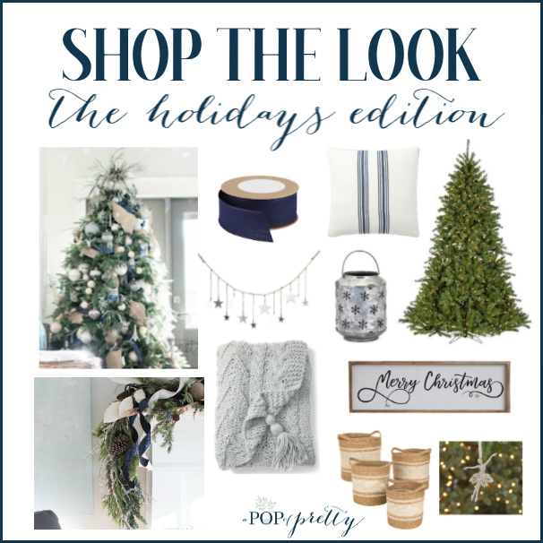 Shop the Look Holiday Edition