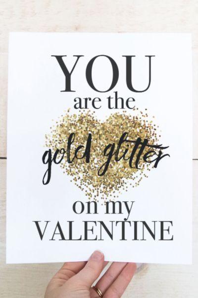 free Valentine printables