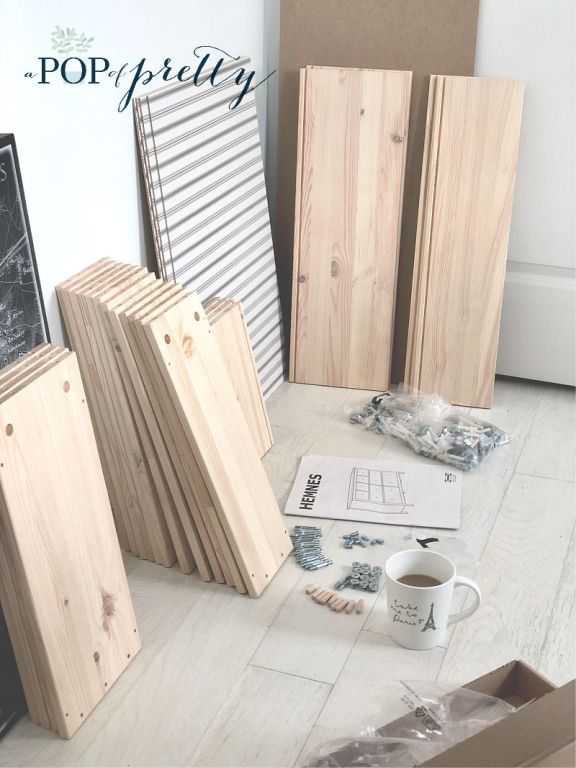 How to assemble IKEA furniture