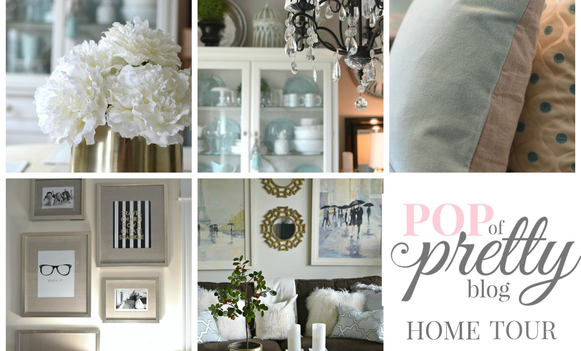 Pretty Rooms Archives A Pop Of Pretty Blog Canadian Home