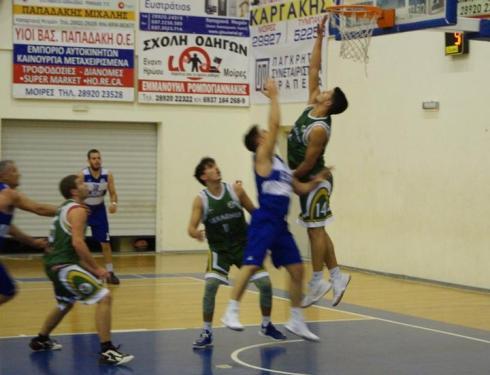 Νίκησαν και οι τρεις ομάδες Μπάσκετ του ΓΑΣΜεσαράς το Σαββατοκύριακο