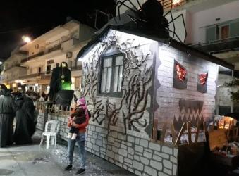 Κοσμοσυρροή αυτή την ώρα στο νυχτερινό καρναβάλι στο Τυμπάκι (φωτο)