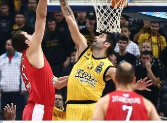 Στον τελικό του Basketball Champions League η ΑΕΚ
