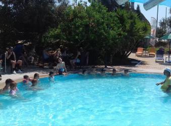 Έναρξη προγράμματος εκμάθησης κολύμβησης από το Σύλλογο ΑμεΑ «ΤΟ ΜΕΛΛΟΝ»