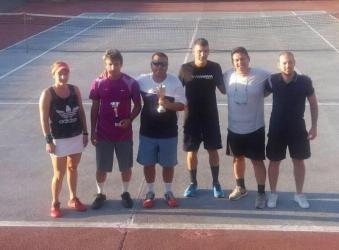 Ο Ζόραν νικητής του ανοικτού τουρνουά τένις που διοργάνωσε στις Μοίρες ο ΟΑΜ