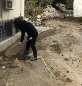 Οι καταστροφές στην νότια Κρήτη από τις έντονες βροχοπτώσεις (φώτο+βίντεο)