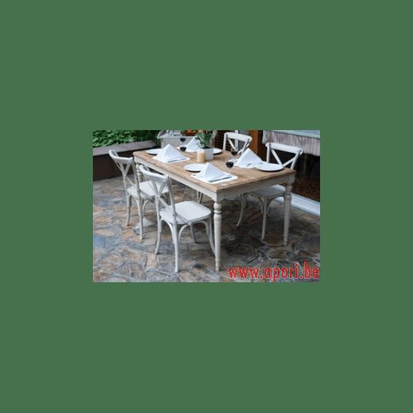 Chaise de salon cuisine et salle  manger Provence