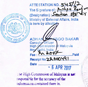 Agreement Attestation for Malaysia in Asangaon, Agreement Legalization for Malaysia , Birth Certificate Attestation for Malaysia in Asangaon, Birth Certificate legalization for Malaysia in Asangaon, Board of Resolution Attestation for Malaysia in Asangaon, certificate Attestation agent for Malaysia in Asangaon, Certificate of Origin Attestation for Malaysia in Asangaon, Certificate of Origin Legalization for Malaysia in Asangaon, Commercial Document Attestation for Malaysia in Asangaon, Commercial Document Legalization for Malaysia in Asangaon, Degree certificate Attestation for Malaysia in Asangaon, Degree Certificate legalization for Malaysia in Asangaon, Birth certificate Attestation for Malaysia , Diploma Certificate Attestation for Malaysia in Asangaon, Engineering Certificate Attestation for Malaysia , Experience Certificate Attestation for Malaysia in Asangaon, Export documents Attestation for Malaysia in Asangaon, Export documents Legalization for Malaysia in Asangaon, Free Sale Certificate Attestation for Malaysia in Asangaon, GMP Certificate Attestation for Malaysia in Asangaon, HSC Certificate Attestation for Malaysia in Asangaon, Invoice Attestation for Malaysia in Asangaon, Invoice Legalization for Malaysia in Asangaon, marriage certificate Attestation for Malaysia , Marriage Certificate Attestation for Malaysia in Asangaon, Asangaon issued Marriage Certificate legalization for Malaysia , Medical Certificate Attestation for Malaysia , NOC Affidavit Attestation for Malaysia in Asangaon, Packing List Attestation for Malaysia in Asangaon, Packing List Legalization for Malaysia in Asangaon, PCC Attestation for Malaysia in Asangaon, POA Attestation for Malaysia in Asangaon, Police Clearance Certificate Attestation for Malaysia in Asangaon, Power of Attorney Attestation for Malaysia in Asangaon, Registration Certificate Attestation for Malaysia in Asangaon, SSC certificate Attestation for Malaysia in Asangaon, Transfer Certificate Attestation for Malaysia