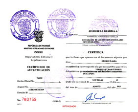 Agreement Attestation for Panama in Khandeshwar, Agreement Legalization for Panama , Birth Certificate Attestation for Panama in Khandeshwar, Birth Certificate legalization for Panama in Khandeshwar, Board of Resolution Attestation for Panama in Khandeshwar, certificate Attestation agent for Panama in Khandeshwar, Certificate of Origin Attestation for Panama in Khandeshwar, Certificate of Origin Legalization for Panama in Khandeshwar, Commercial Document Attestation for Panama in Khandeshwar, Commercial Document Legalization for Panama in Khandeshwar, Degree certificate Attestation for Panama in Khandeshwar, Degree Certificate legalization for Panama in Khandeshwar, Birth certificate Attestation for Panama , Diploma Certificate Attestation for Panama in Khandeshwar, Engineering Certificate Attestation for Panama , Experience Certificate Attestation for Panama in Khandeshwar, Export documents Attestation for Panama in Khandeshwar, Export documents Legalization for Panama in Khandeshwar, Free Sale Certificate Attestation for Panama in Khandeshwar, GMP Certificate Attestation for Panama in Khandeshwar, HSC Certificate Attestation for Panama in Khandeshwar, Invoice Attestation for Panama in Khandeshwar, Invoice Legalization for Panama in Khandeshwar, marriage certificate Attestation for Panama , Marriage Certificate Attestation for Panama in Khandeshwar, Khandeshwar issued Marriage Certificate legalization for Panama , Medical Certificate Attestation for Panama , NOC Affidavit Attestation for Panama in Khandeshwar, Packing List Attestation for Panama in Khandeshwar, Packing List Legalization for Panama in Khandeshwar, PCC Attestation for Panama in Khandeshwar, POA Attestation for Panama in Khandeshwar, Police Clearance Certificate Attestation for Panama in Khandeshwar, Power of Attorney Attestation for Panama in Khandeshwar, Registration Certificate Attestation for Panama in Khandeshwar, SSC certificate Attestation for Panama in Khandeshwar, Transfer Certificate Attestation for Panama