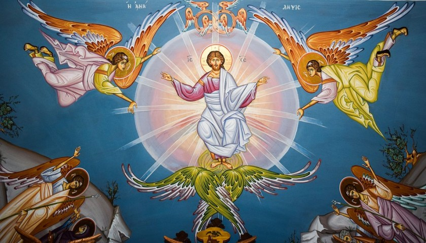 Apostolic Succession - Ascension Of Christ