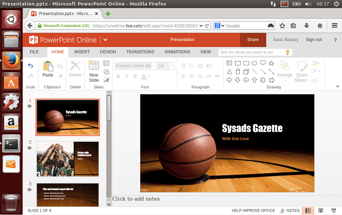 How to successfully install Microsoft Office to Ubuntu