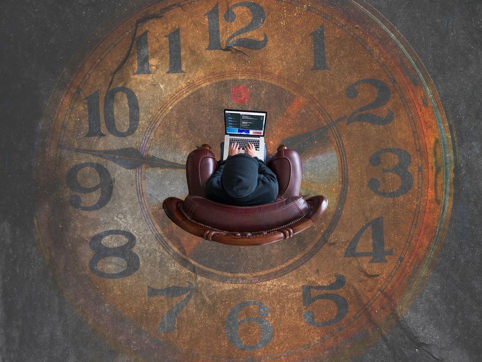 Developer and clock
