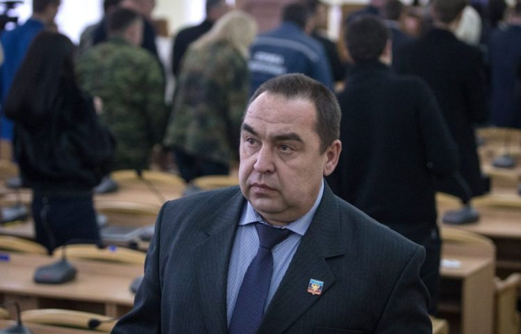"""""""Апостроф"""" узнал, где находится бывший главарь луганских боевиков"""