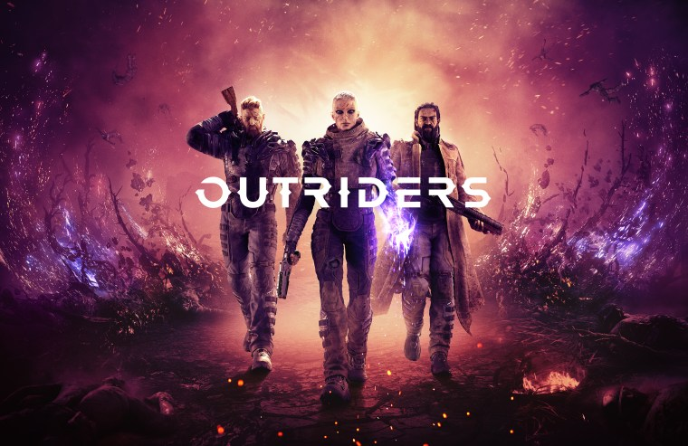 Outriders Cinematic Title